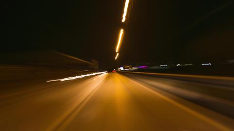 Night Speed Drive ビデオ