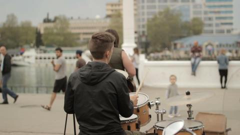The musical group Kooraga 2 ビデオ