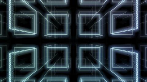 LED Room 0 B BaFD 4K CG動画