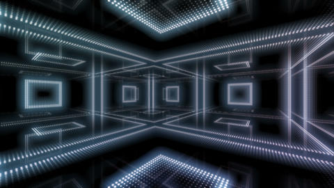 LED Room 0 B CaRA 4K CG動画
