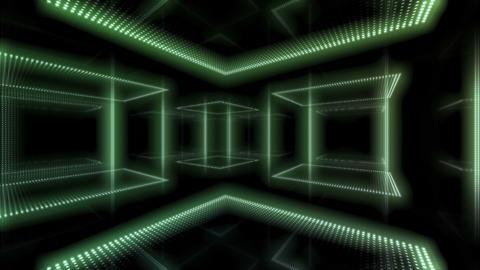 LED Room 0 B CaRB 4K CG動画
