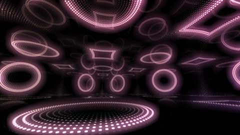LED Room 0 C CbRA 4K CG動画