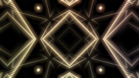 LED Room 0 D BaFB 4K CG動画