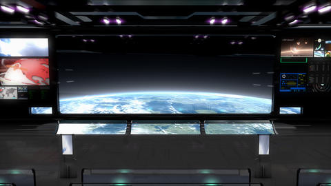 Artist concept commercial space observatory Animation