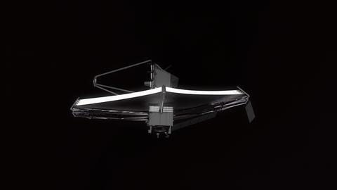James Webb Space Telescope, JWST Animation