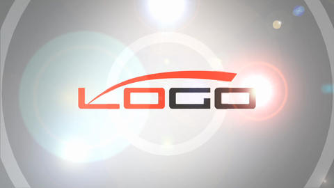 Circular Sliced Logo After Effects Template