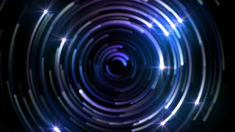 Illumination space 5 B3L4 4k, Stock Animation
