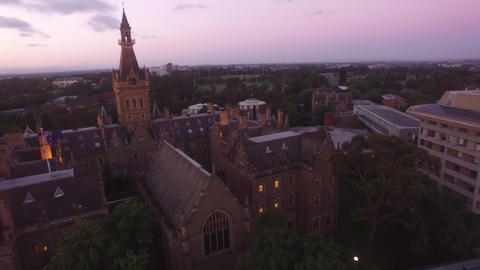 Melbourne University- Ormond College GIF