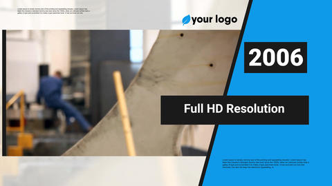 Photo Company Slideshow - Action Corporate After Effects Template