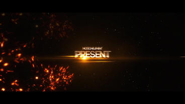 Cinematic Trailer Plantilla de After Effects