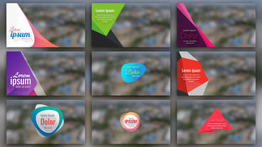 PTitles v2 Apple Motion Template