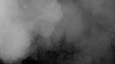 Abstract Smoke Foggy Background Animation