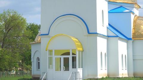 Church of Alexander Nevsky Footage