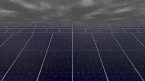 stagnation in solar industry Animation