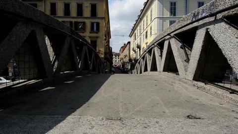 Milan Footage