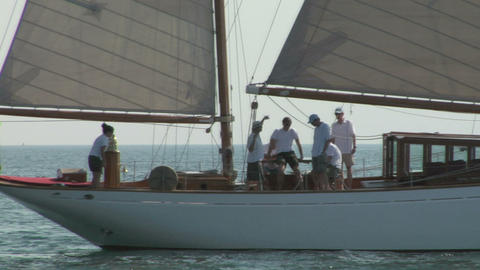 old sail crew 05 e Footage
