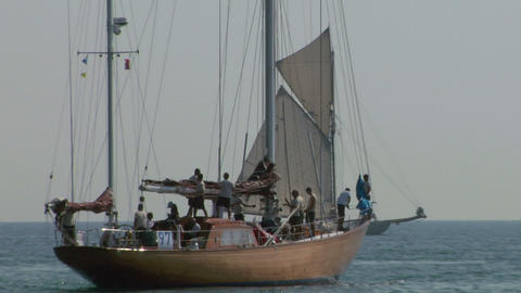 old sail crew 07 e Footage