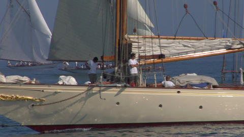 old sail crew 11 e Footage