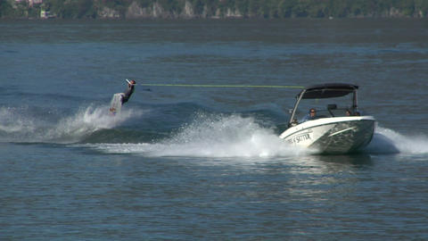 wakeboard 14 e Footage