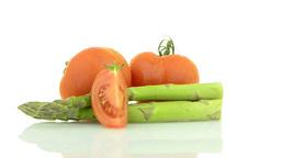 Vegetables still life Footage
