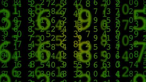 matrix green Stock Video Footage