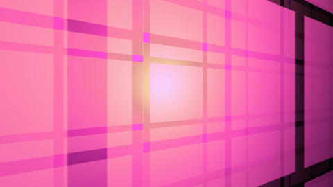 perspective pink Stock Video Footage