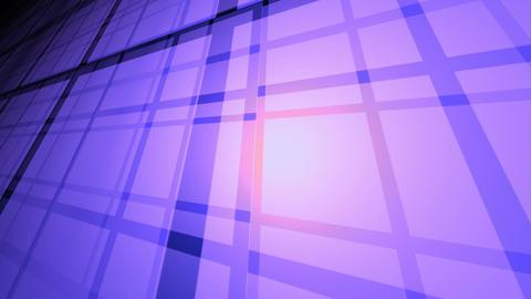 prespective grid Stock Video Footage