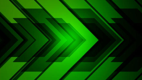 green arrow Stock Video Footage