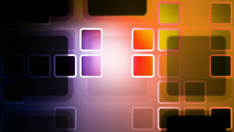mosaic lights Stock Video Footage