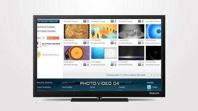 TV HD 30s Commercial - After Effects Template After Effects Template