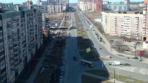 City line Footage