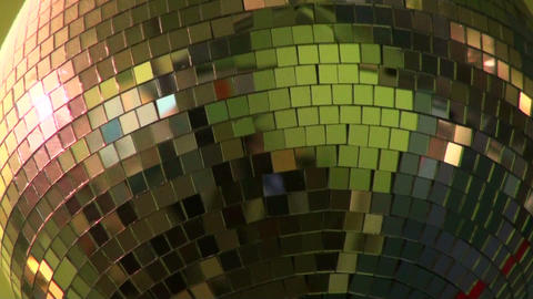 Mirror ball Footage