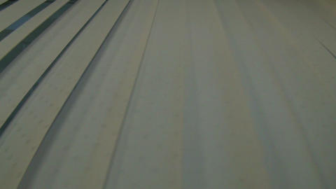 Window blinds, curtains Stock Video Footage