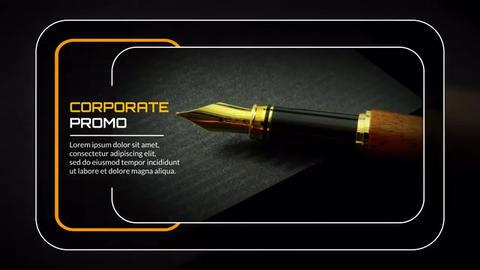 Modern Presentation Premiere Pro Template