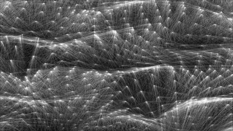 Abstract computer generated seamless loop geometrical motion CG動画