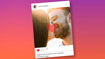 Instagram Promo Slideshow After Effects Template