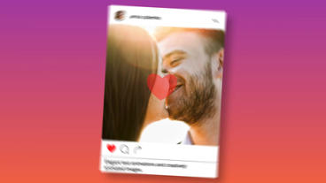 Instagram Promo Slideshow 애프터 이펙트 템플릿