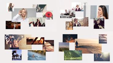Photo/Video Slideshow After Effects Template