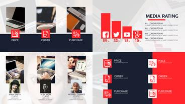 Corporate Business Presentation/Slideshow After Effects Template