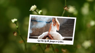 Wedding Album Love Memories-Simple Wedding After Effects Template