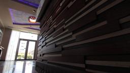 Modern design of a bar or reception halls 31 Footage