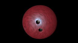 Bowling Ball red Animation