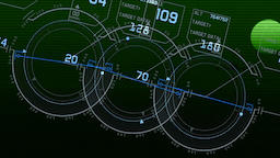 Drone + Aircraft HUD Screens 2