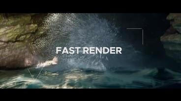 Clean Demo Reel Premiere Proテンプレート
