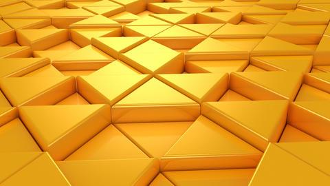 Background of Triangles ภาพเคลื่อนไหว