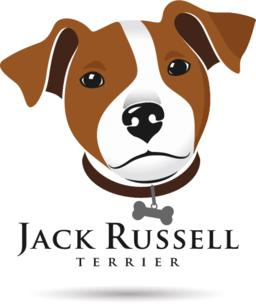 Jack Russell Terrier Head ベクター