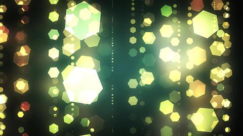 Polygon Lights Animation