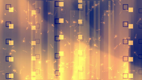 Abstract Boxes 5 CG動画素材