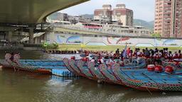 Taipei Dragon Boat Festival 2018 Taiwan 1 GIF