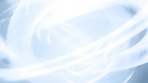 Subtle Translucent Tube Rings Animation